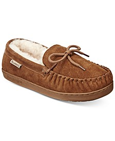 Men's Moc II Suede Slippers