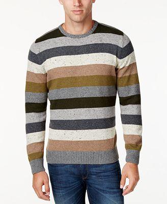 Tricots St. Raphael Men's Stripe Sweater