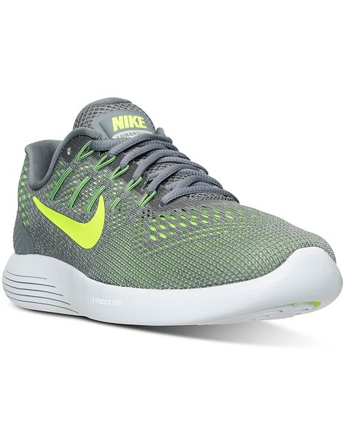 official photos 55ce6 6d555 Nike Men's LunarGlide 8 Running Sneakers from Finish Line ...