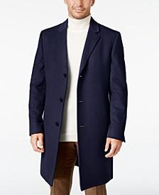 Men's Luther Wool Blend  Top Coat