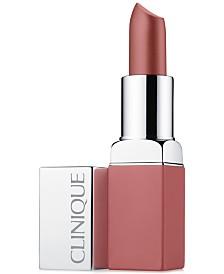 Clinique Pop Matte Lip Color + Primer, 0.13 oz.