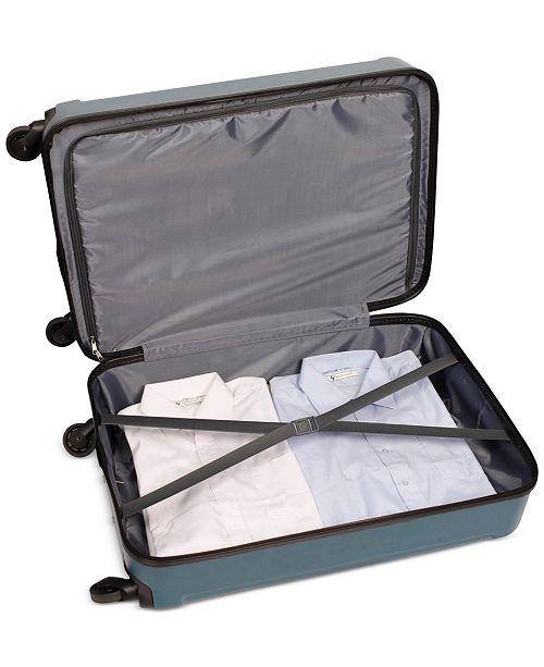 8798f2fe788e73 ... Tag Vector II 3-Piece Hardside Luggage Set, Created for Macy's ...