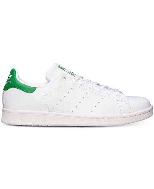 taille 40 31eb4 c7667 adidas Men's Originals Stan Smith Casual Sneakers from ...