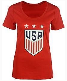 Women's USA National Team Crest T-Shirt
