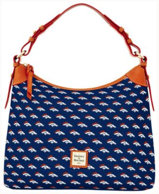 Denver Broncos Hobo Bag