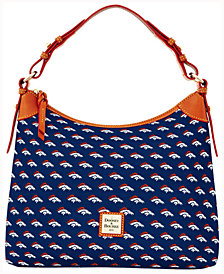 Dooney & Bourke Hobo Bag NFL Collection