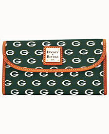 Dooney & Bourke Green Bay Packers Clutch
