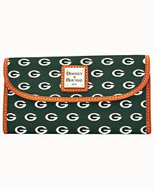 Dooney & Bourke Green Bay Packers Clutch
