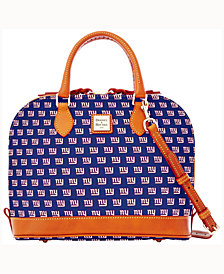 Dooney & Bourke New York Giants Dooney & Bourke Zip Zip Satchel