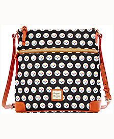 Dooney & Bourke Pittsburgh Steelers Crossbody Purse