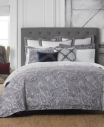 CLOSEOUT! Tommy Hilfiger Josephine Paisley Bedding Collection