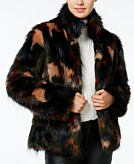 Wildflower Faux-Fur Coat Only at Macys