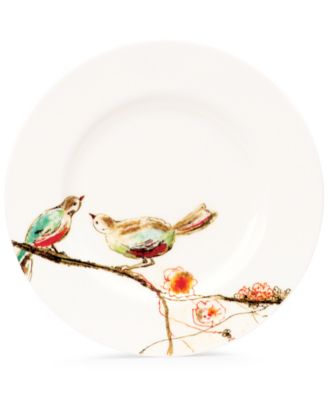Simply Fine Chirp Salad Plate