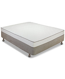 "Sleep Trends Ana 7"" Cushion Firm Tight Top Mattress, Quick Ship, Mattress in a Box- Full"