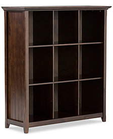 Avery 9 Cube Shelving Unit, Quick Ship