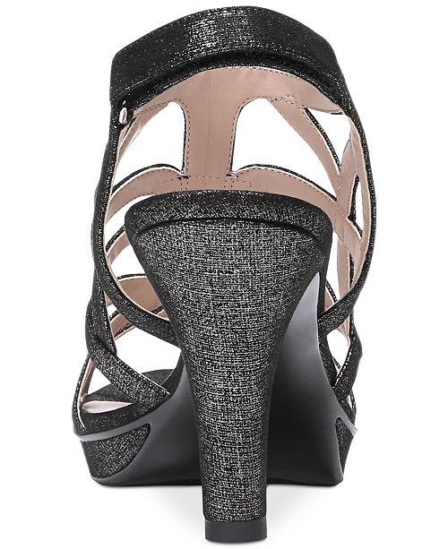 7c384ae369f4 Naturalizer Danya Dress Sandals   Reviews - Sandals   Flip Flops ...