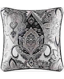 "J. Queen New York Giuliana 20"" Square Decorative Pillow"