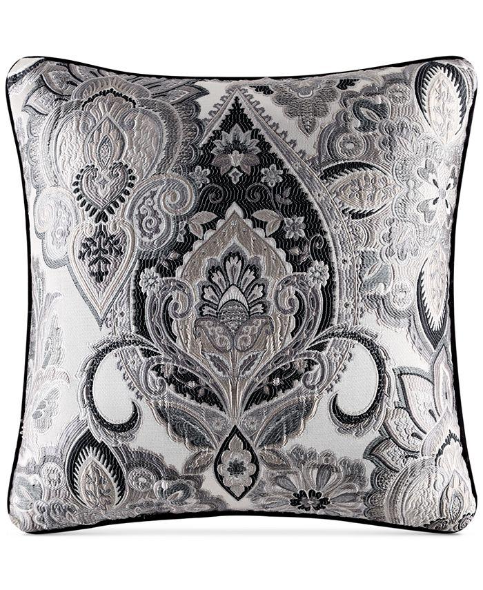 "J Queen New York - Giuliana 20"" Square Decorative Pillow"