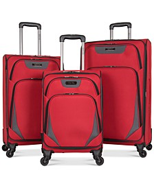 Going Places 3-Pc. Luggage Set, Created for Macy's
