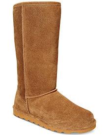 BEARPAW Women's Elle Tall Cold-Weather Waterproof Boots