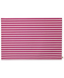 new york Harbour Drive Pink Placemat