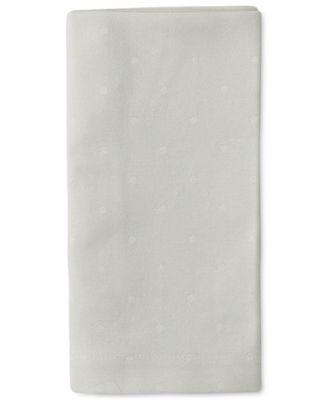 Larabee Dot Platinum Napkin