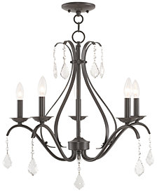 Livex Caterina 5-Light Chandelier