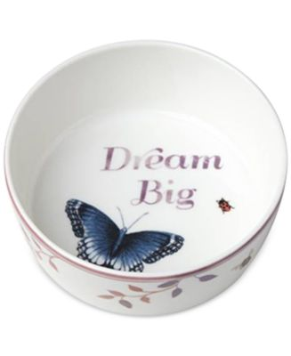 Butterfly Meadow Everyday Celebrations Dream Big Bowl