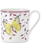 Lenox Butterfly Meadow Everyday Celebrations Be Grateful For Today Mug
