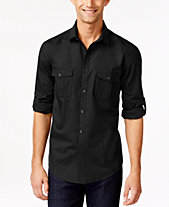 219ec1070dcae0 Casual Shirts Presidents  Day Specials - Macy s