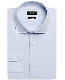 BOSS Men's Regular/Classic-Fit Dress Shirt