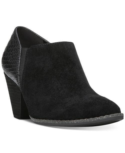 30a3a7d9055 Dr. Scholl s Charlie Booties   Reviews - Boots - Shoes - Macy s