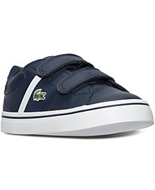 Lacoste Toddler Boys' Fairlead 316 Casual Sneakers from Finish Line