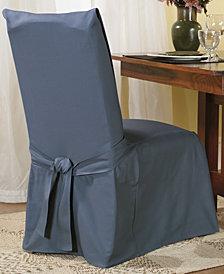 Macys Dining Room Chair Slipcovers dining room chair slipcovers: shop chair covers- macy's - macy's