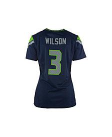 Nike Women's Russell Wilson Seattle Seahawks Game Jersey