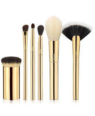 Tarte Limited Edition 6-Pc. Brush Set By Nicol Concilio - Makeup - Beauty - Macyu0026#39;s
