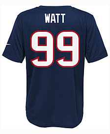 Nike J.J. Watt Houston Texans Pride Player T-Shirt, Big Boys (8-20)