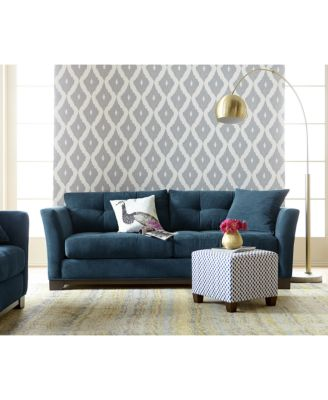 tilly fabric sofa collection, created for macy's - furniture - macy's