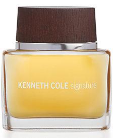 Kenneth Cole Men's Signature Eau de Toilette Spray, 1.7 oz.