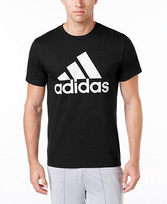 adidas shirt black