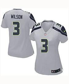 Women's Russell Wilson Seattle Seahawks Game Jersey