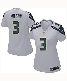 best website b4db3 ac604 Womens Russell Wilson Jersey - Macy's