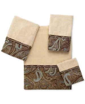 "Avanti Bath Towels, Bradford 27"" x 50"" Bath Towel Bedding"