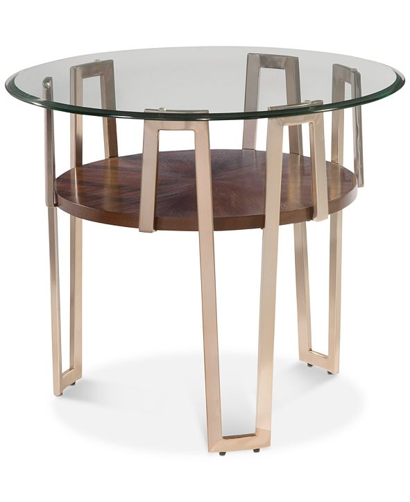 Furniture Cornell Round Cocktail Table