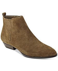 Ivanka Trump Avali Pointed-Toe Booties