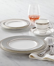 Noritake Dinnerware, Odessa Platinum Collection
