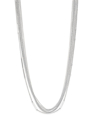 Thalia Sodi Multi-Row Long Chain Necklace, Created for Macy's