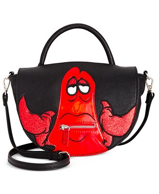 Danielle Nicole Little Mermaid Saddle Bag