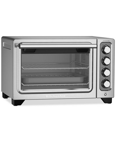 KitchenAid KCO253CU Compact Toaster Oven - Electrics - Kitchen ...
