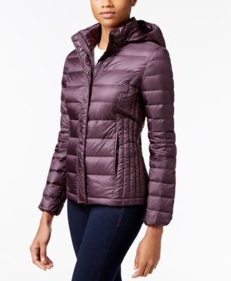 Image of 32 Degrees Packable Down Puffer Coat, A Macy's Exclusive